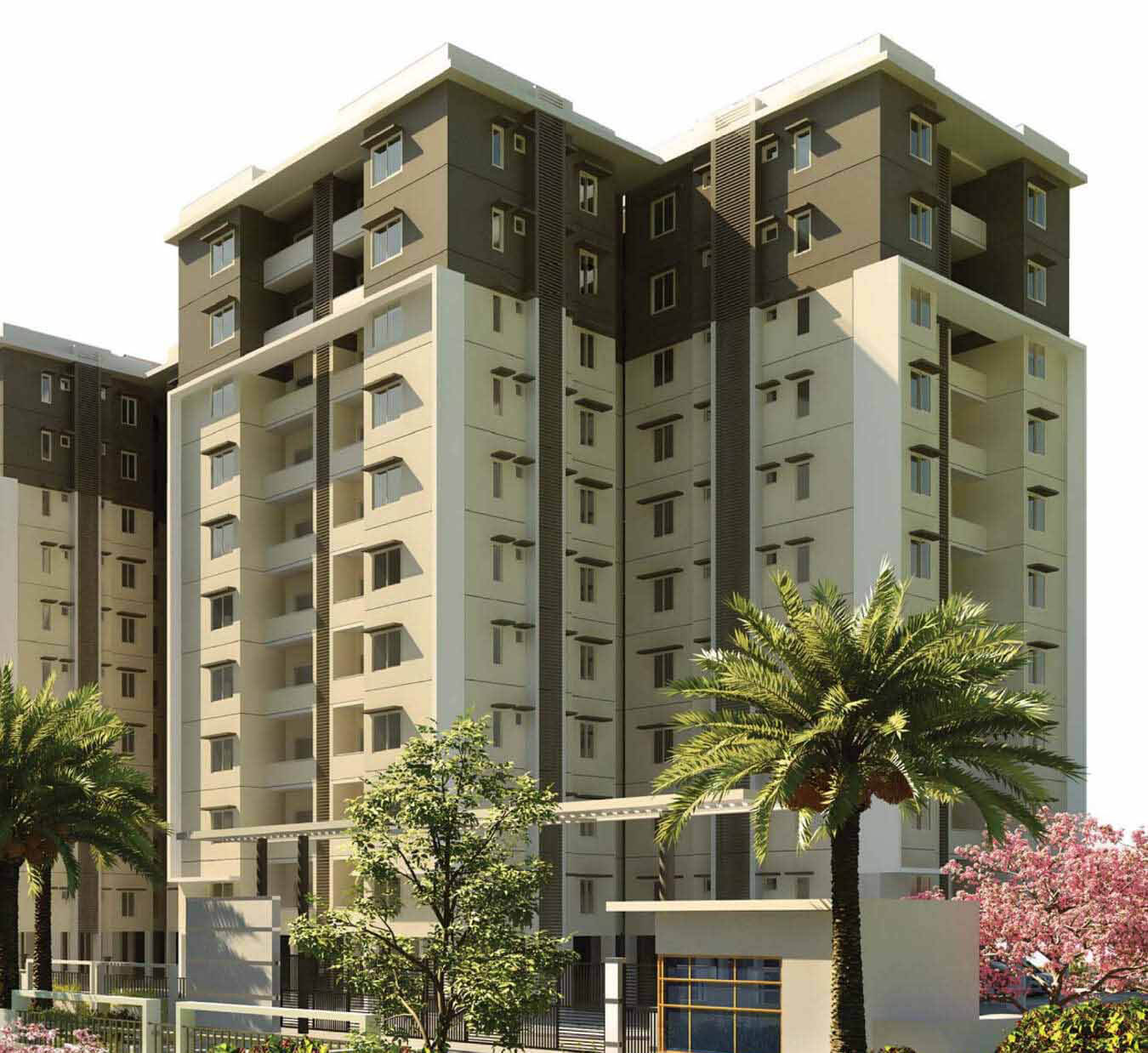 Provident The Tree Magadi Road Bangalore 4424