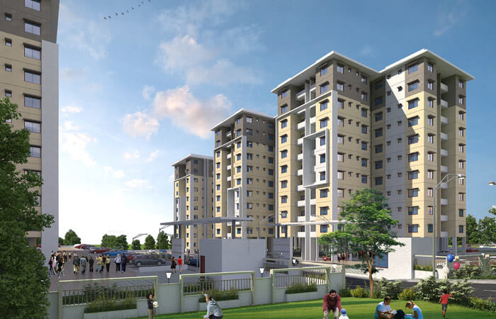 Provident The Tree Magadi Road Bangalore 4425