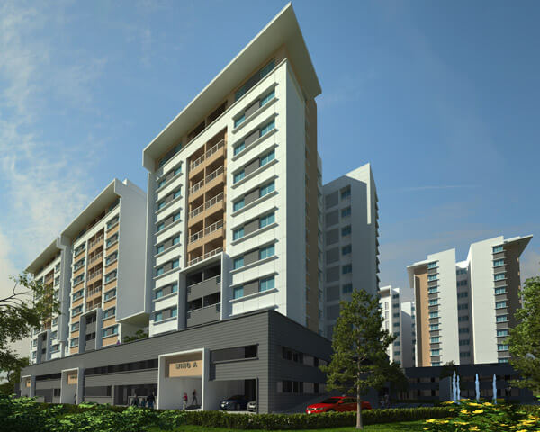 Purva Midtown Residences Old Madras Road Bangalore 4452