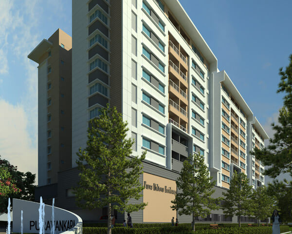 Purva Midtown Residences Old Madras Road Bangalore 4453