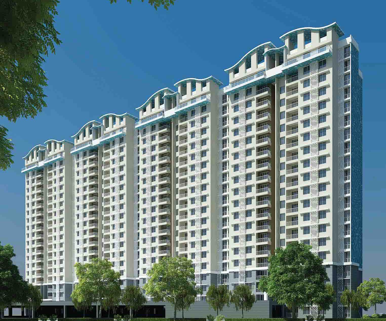 Purva Palm Beach Hennur Bangalore 4455
