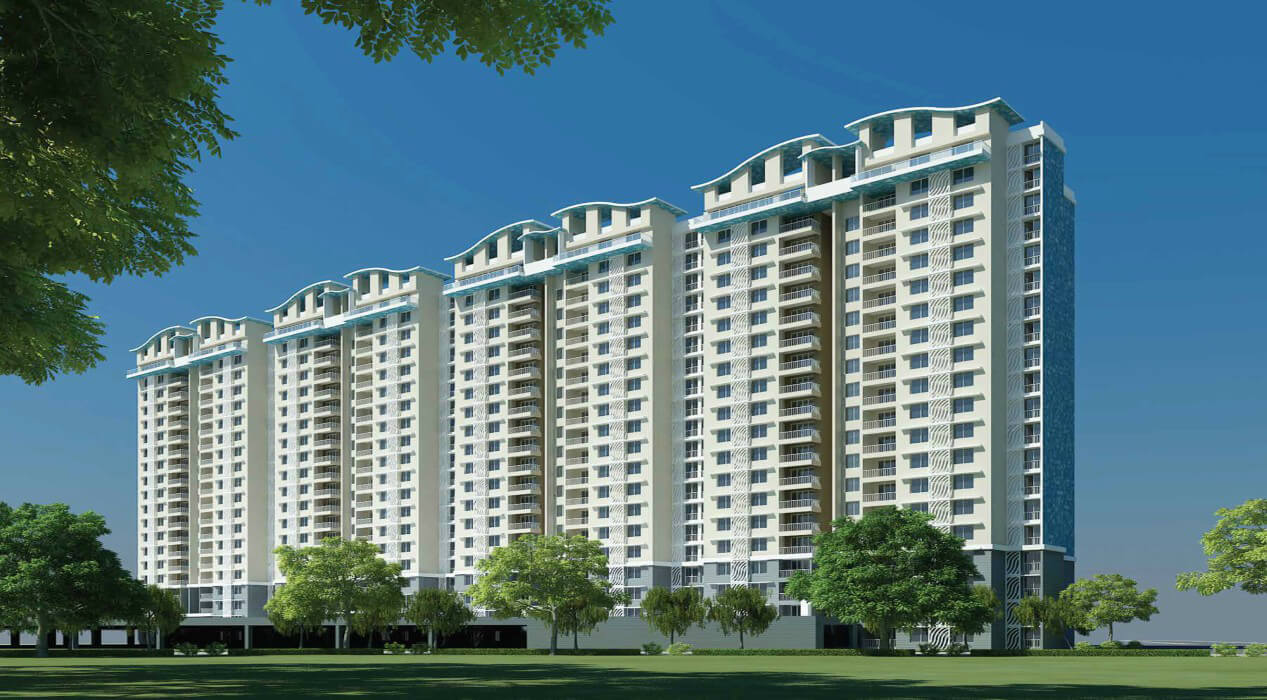 Purva Palm Beach Hennur Bangalore 4456