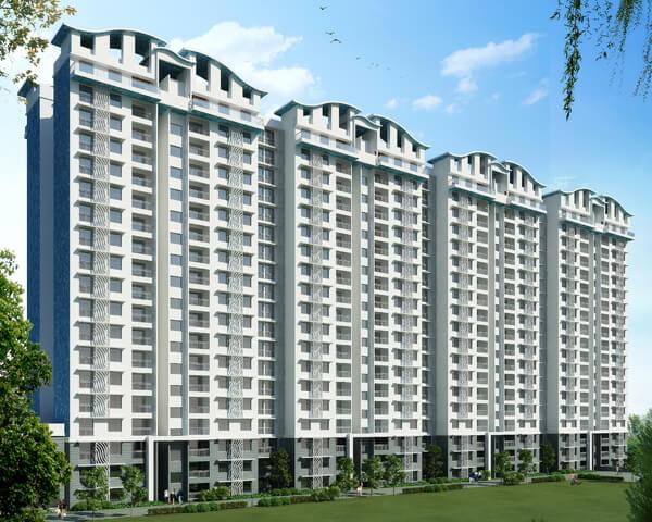Purva Palm Beach Hennur Bangalore 4457