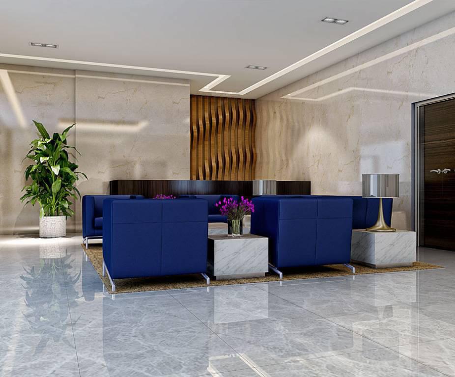 Habitat iluminar interior