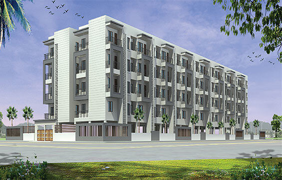 Radiant Prime Rose JP Nagar Bangalore 4507