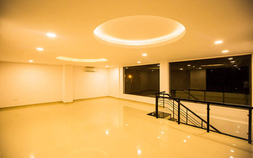 Karan the mark residences interior 1