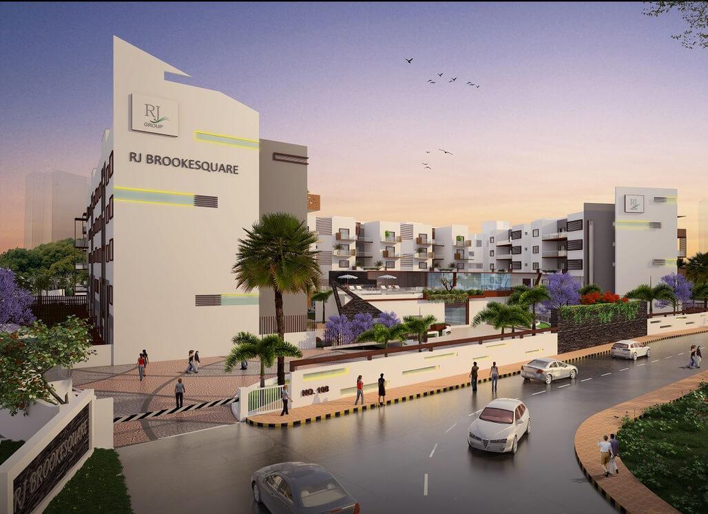RJ Brooke Square Kundalahalli Bangalore 4568