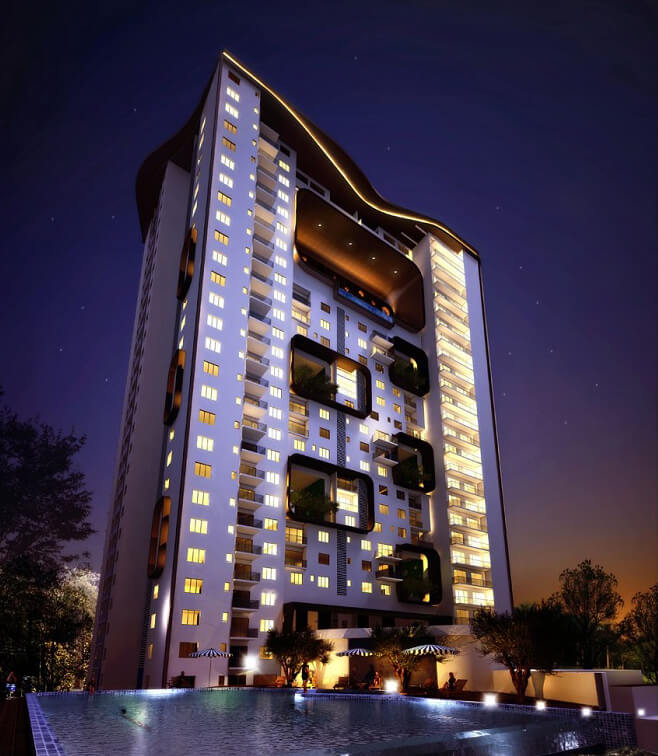 RJ Lake Gardenia Old Madras Road Bangalore 4571