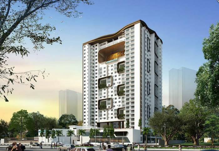 RJ Lake Gardenia Old Madras Road Bangalore 4572