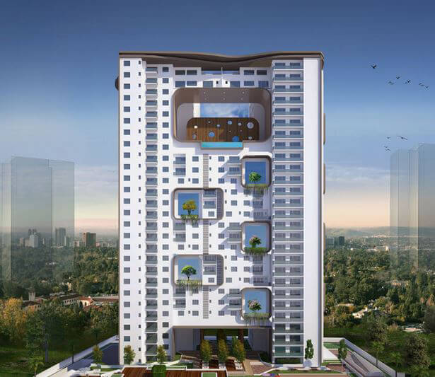RJ Lake Gardenia Old Madras Road Bangalore 4573