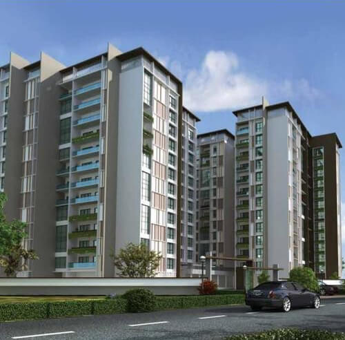 Salarpuria Aspire Hennur Main Road Bangalore 4596