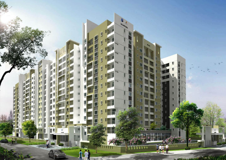 Salarpuria Melody Mysore Road Bangalore 4640