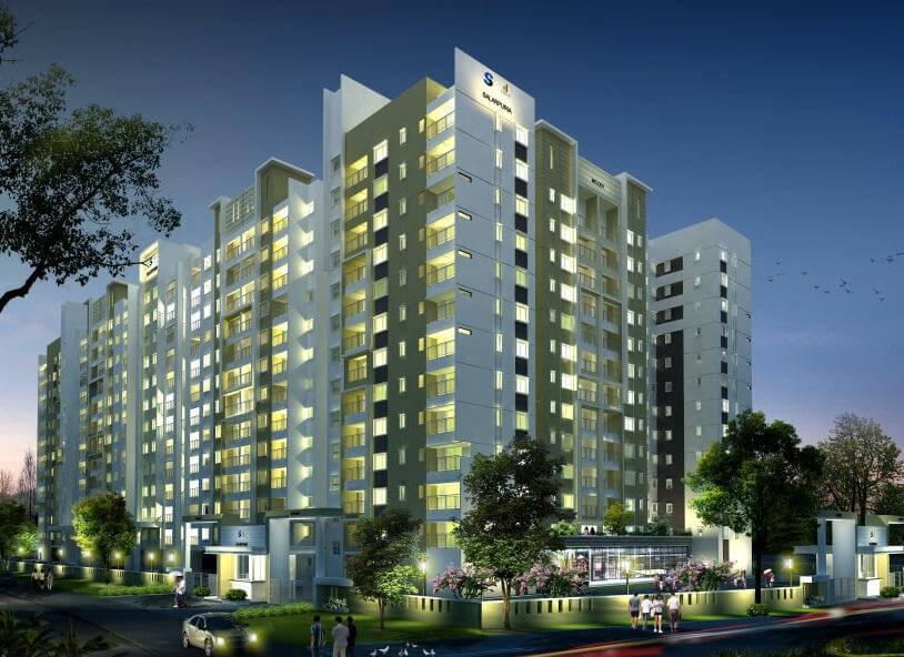 Salarpuria Melody Mysore Road Bangalore 4641