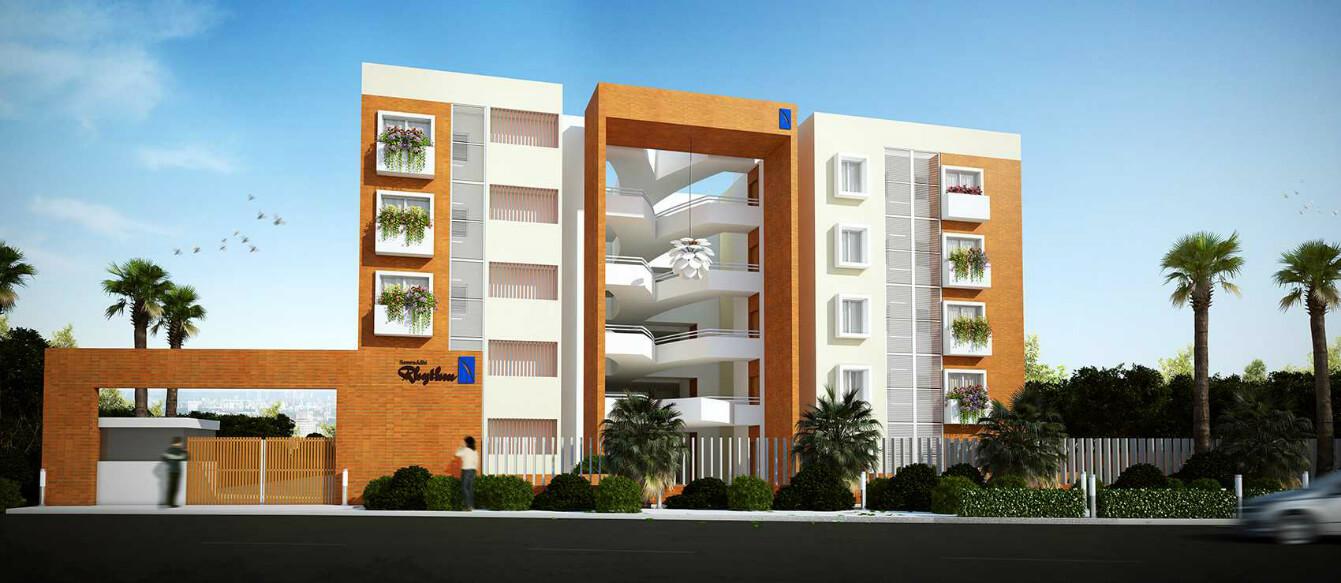 Samruddhi Rhythm Hennur Road Bangalore 4656