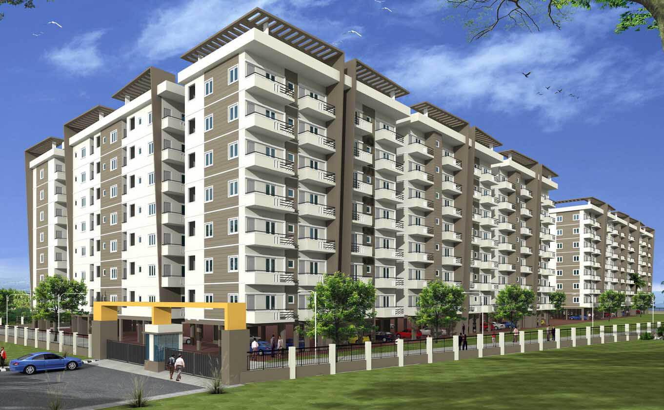 Shanders Dwellington Electronic City Phase 2 Bangalore 4666