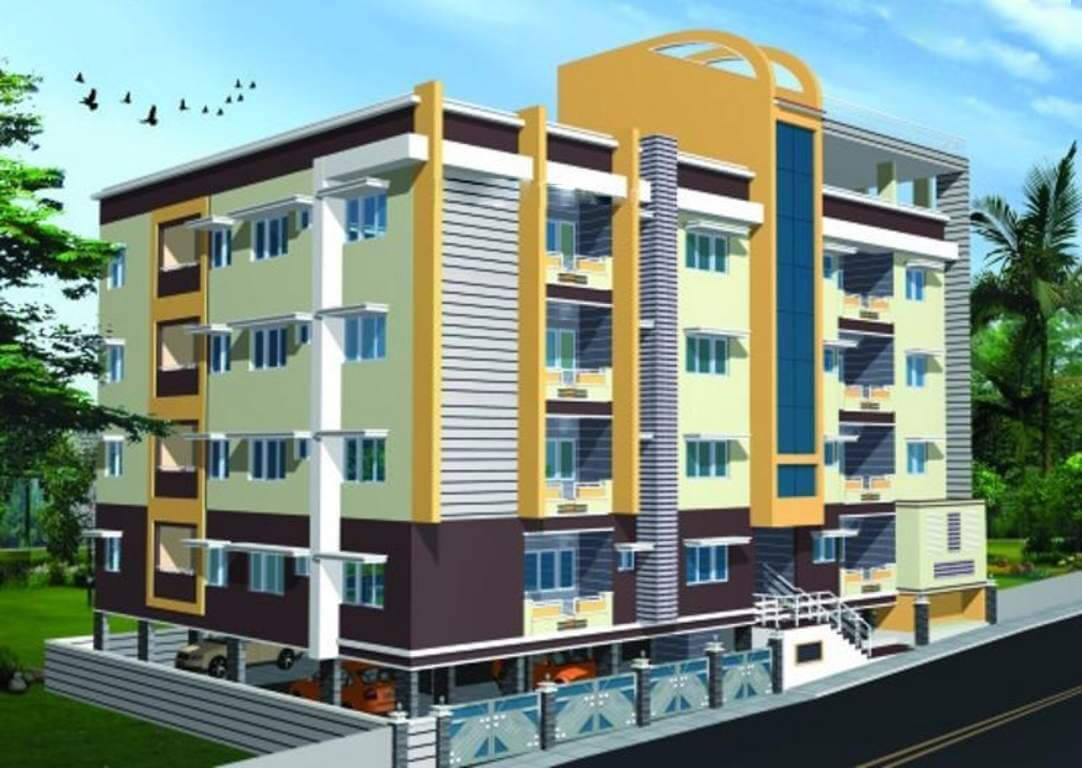 Shravanthi Alpyne Kanakapura Road Bangalore 4667