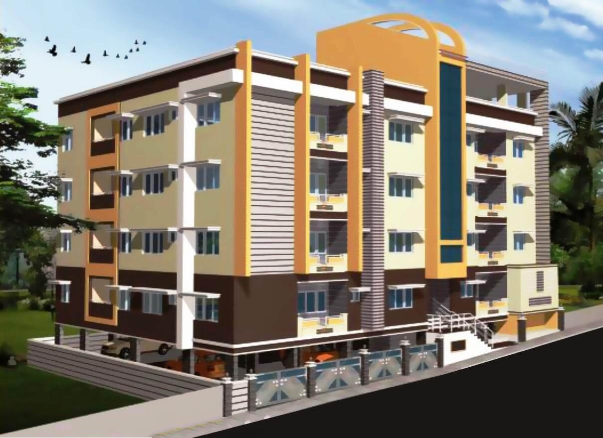 Shravanthi Alpyne Kanakapura Road Bangalore 4668
