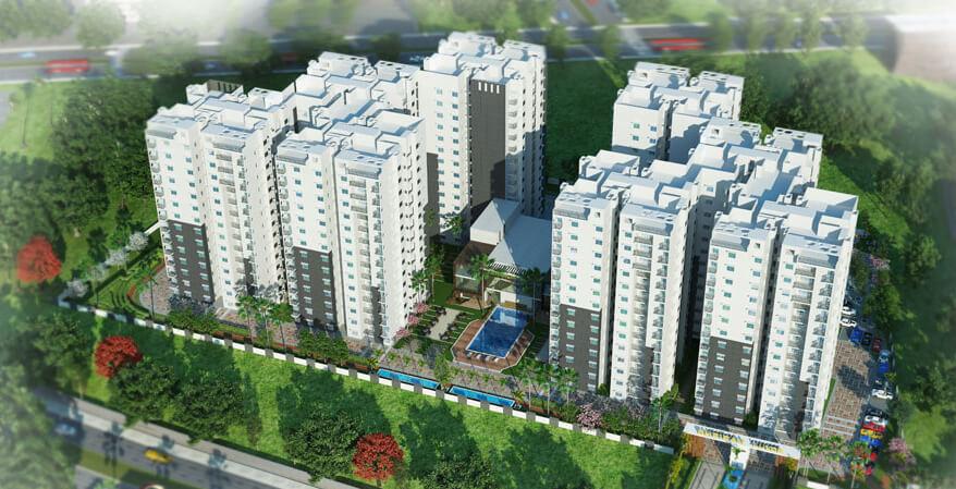 Shriram Luxor Hennur Road Bangalore 4721