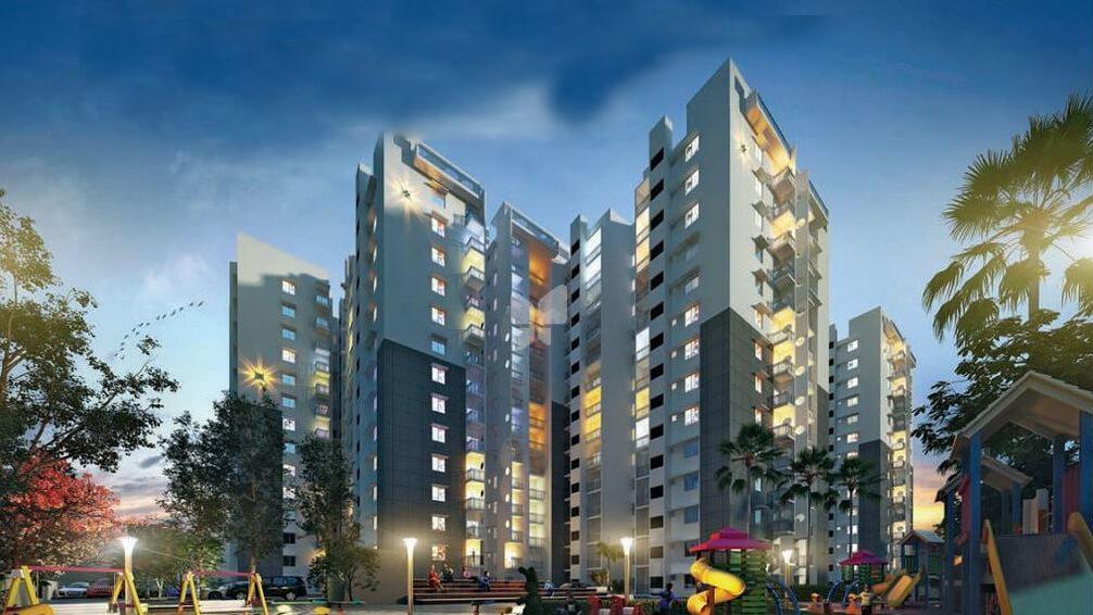 Shriram Luxor Hennur Road Bangalore 4722