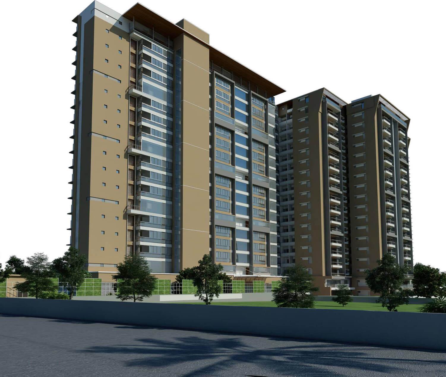 Shriram Southern Crest JP Nagar Bangalore 4740