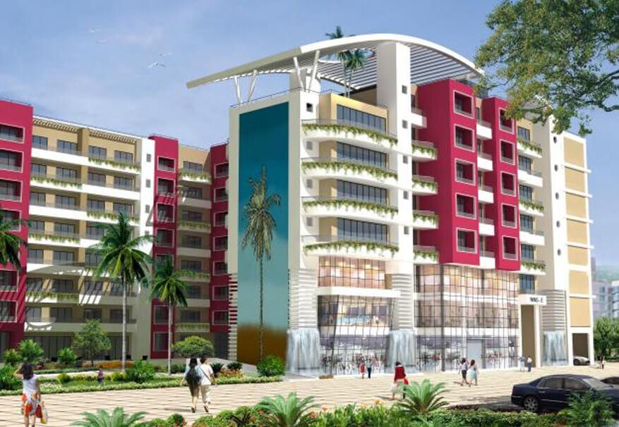 Siroya Sunshine RT Nagar Bangalore 4755