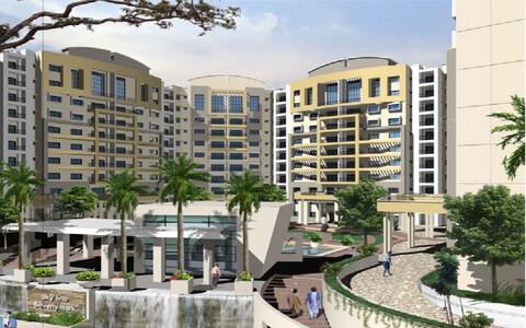 Skyline Beverly Park Amrutha Halli Bangalore 4768