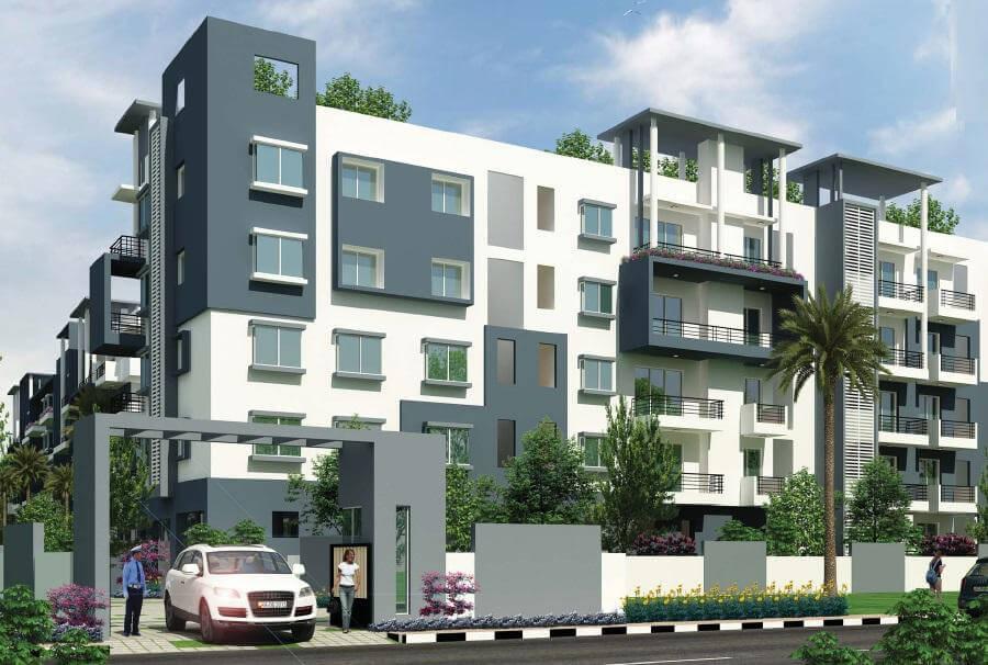 SLS Sapphire Panathur Bangalore 4769