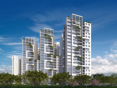 SNN Raj Etternia Harlur Bangalore 4791