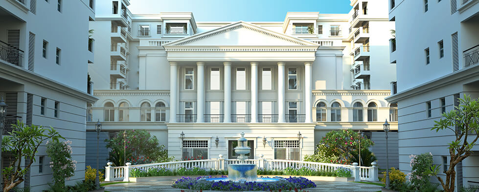 Sobha Palladian Old Airport Road Bangalore 4860