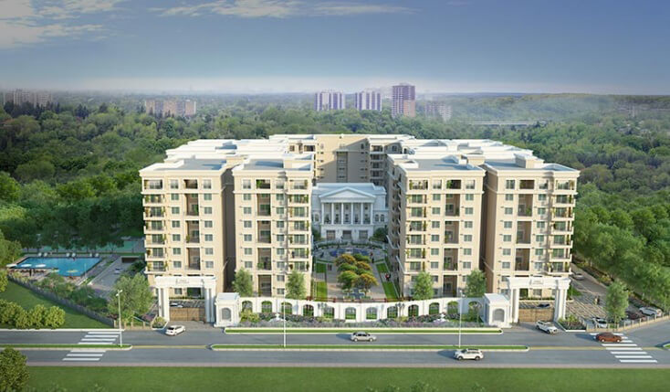 Sobha Palladian Old Airport Road Bangalore 4861