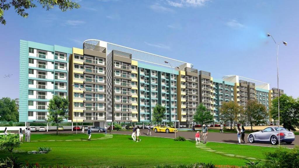 Sowparnika Sanvi Phase ll Whitefield Bangalore 4926
