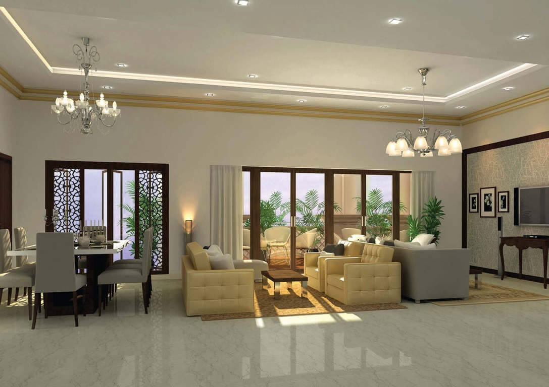 Prestige Leela Residences Old Airport Road Bangalore 4940