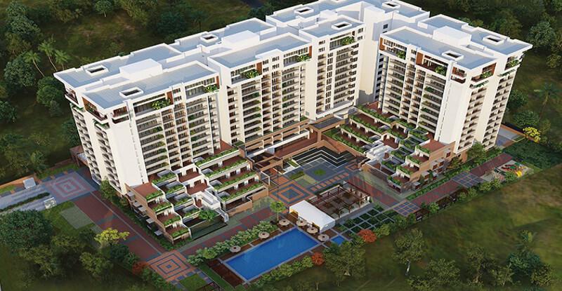 Spectra Palmwoods Whitefield Bangalore 4942