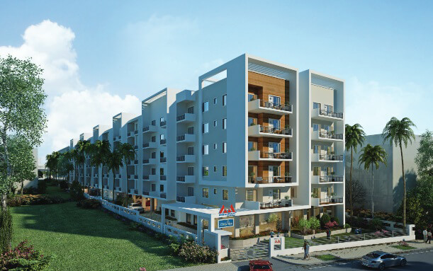 Splendid Skylines Electronic City Phase 1 Bangalore 4995