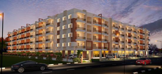 Sree Harsha Gateway Kadugodi Bangalore 5004