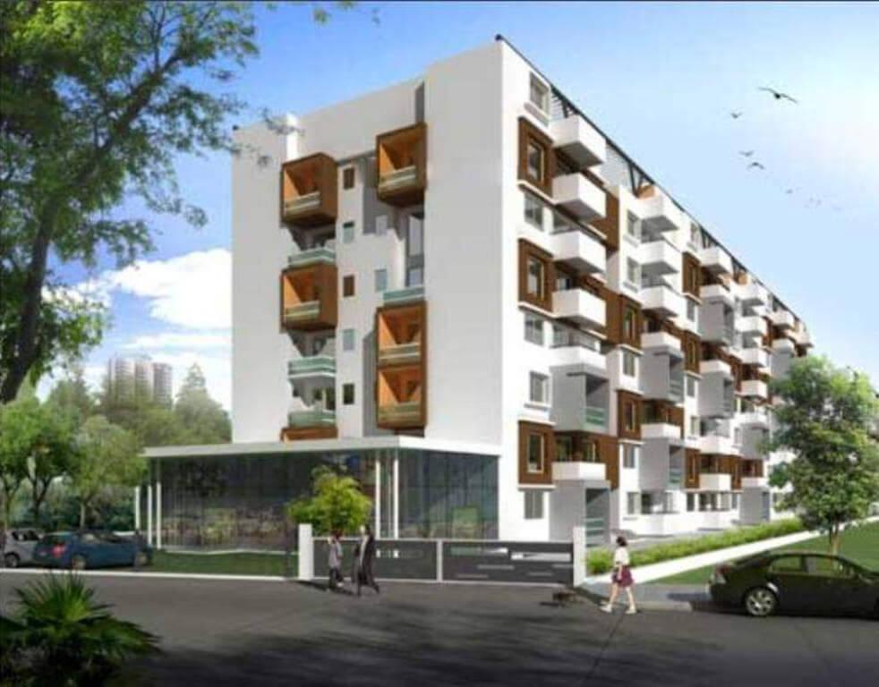 Srinivasa Sai Poorna Luxuria Harlur Bangalore 5018