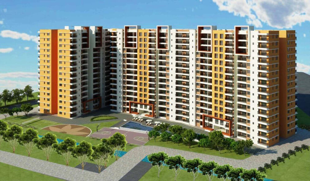 Sterling Ascentia Sarjapur Outer Ring Road Bangalore 5029