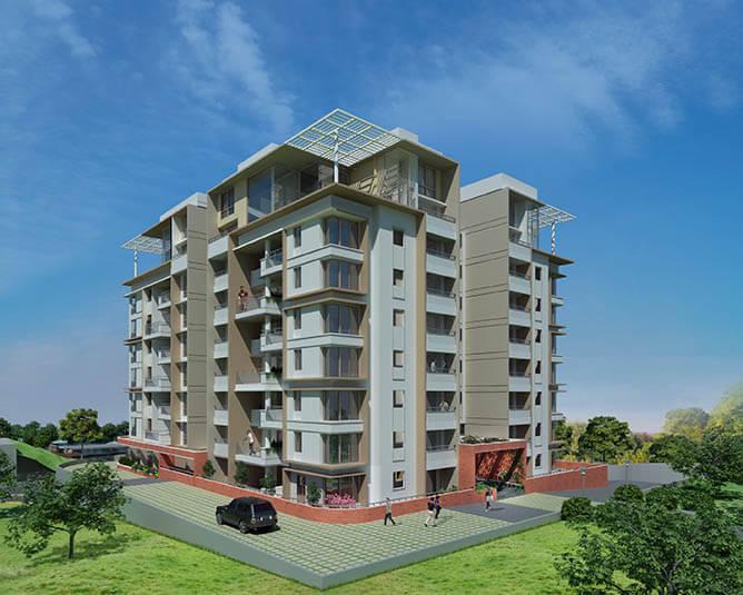 Sukritha Aaroha Condominiums Ramamurthy Nagar Bangalore 5042