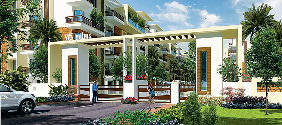 SVS Palms Doddanekundi Bangalore 5141
