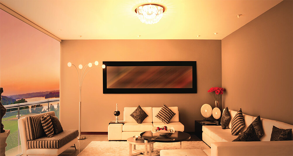 Shriram hebbal one interior 01