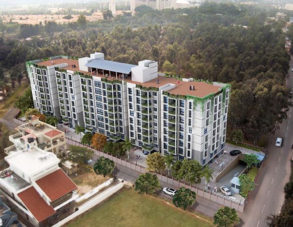 UKN Belvista Varthur Bangalore 5311