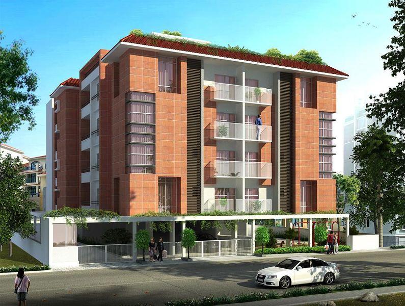 Umiya Willows Richards Town Bangalore 5326