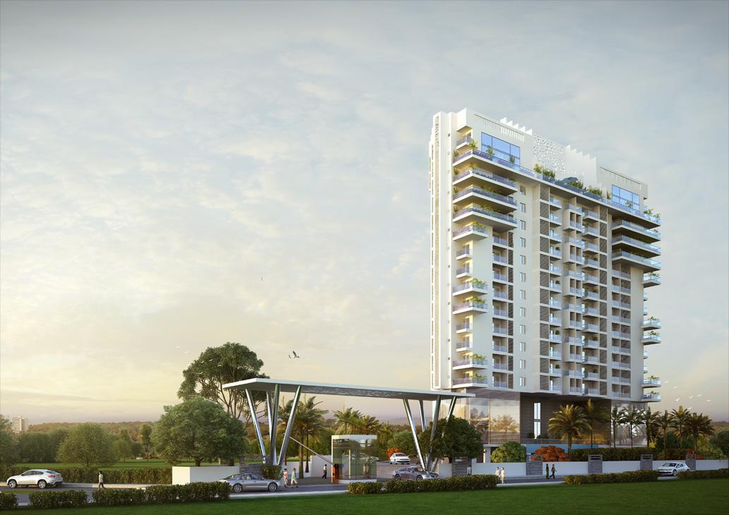 Unishire Palazzo Jakkur Bangalore 5337