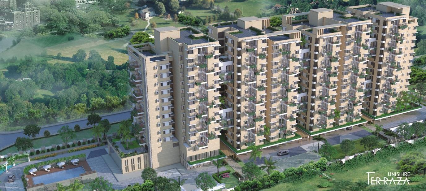 Unishire Terraza Thanisandra Bangalore 5347