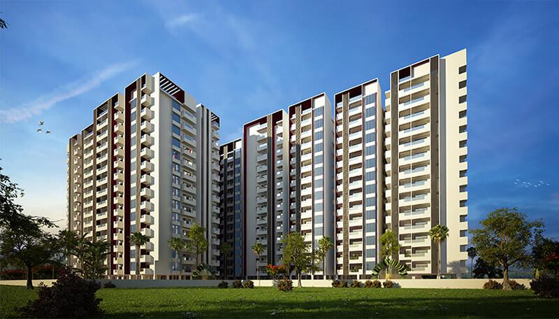 Unishire Verzure Jakkur Bangalore 5357