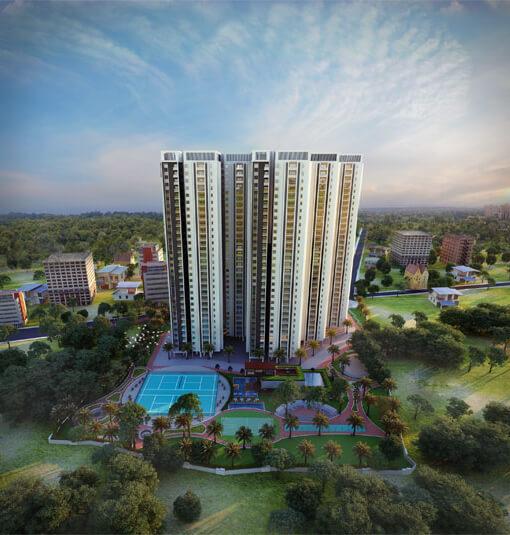 Unishire Wynn Towers Gottigere Bangalore 5364
