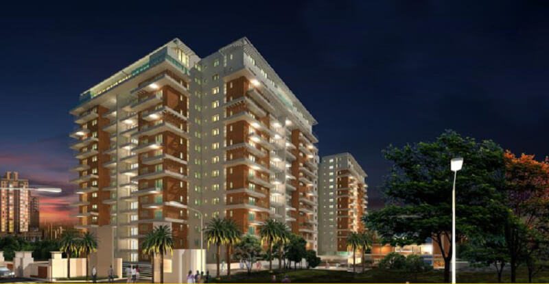 Vajram Tiara Yelahanka Bangalore 5379