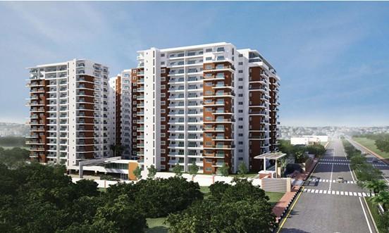 Vajram Tiara Yelahanka Bangalore 5382