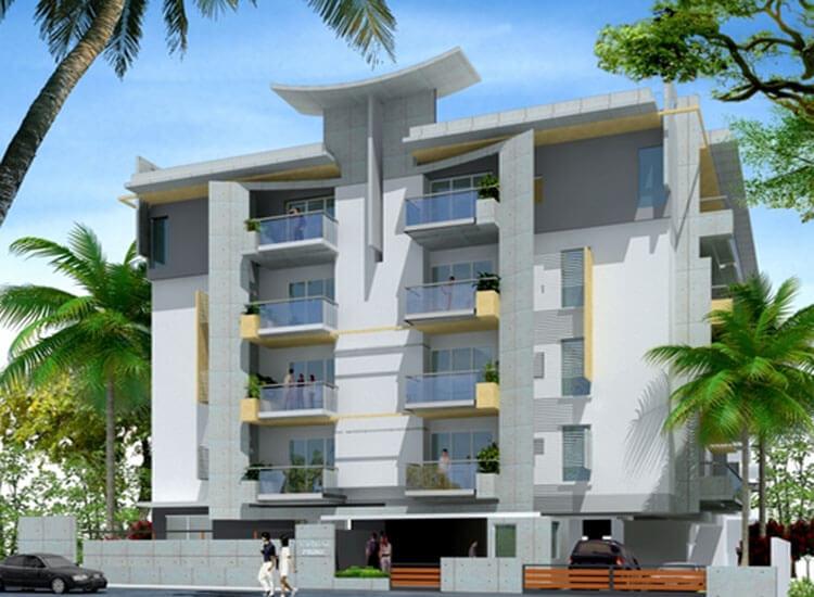Vaishnavi Prime Richmond Town Bangalore 5386
