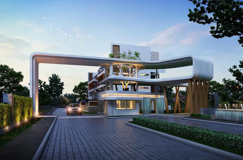 Valmark CityVille Kothanur Bangalore 5403